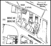Biscay House Map